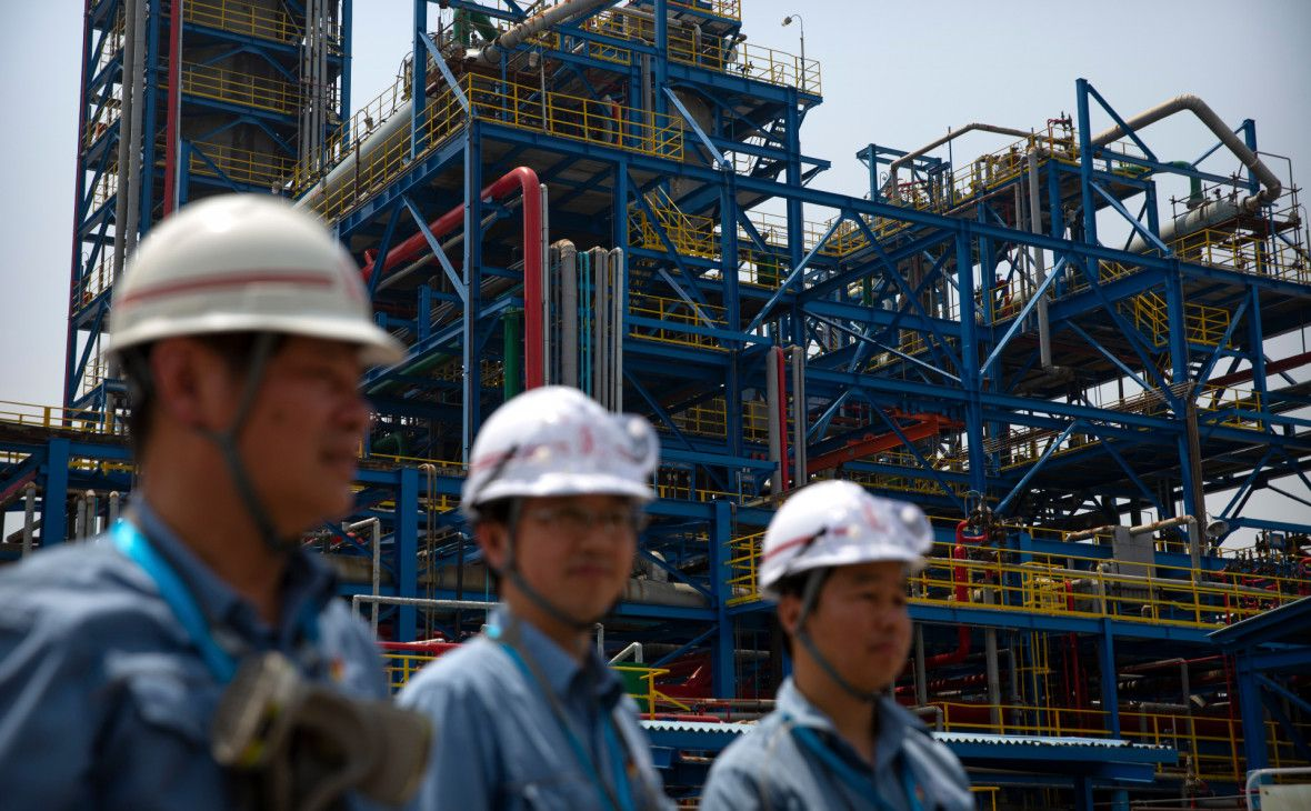 Change Of Leader In Oil Refinery; Change Of Leader In Oil Refinery